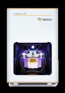 LabSCAN HD - BEGO